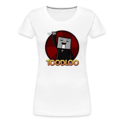 Toodloo png - Women's Premium T-Shirt