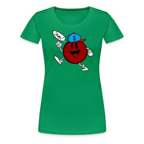 swagballkpoppdesign - Women's Premium T-Shirt