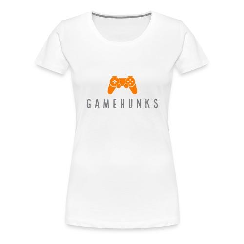 Gamehunks - Women's Premium T-Shirt