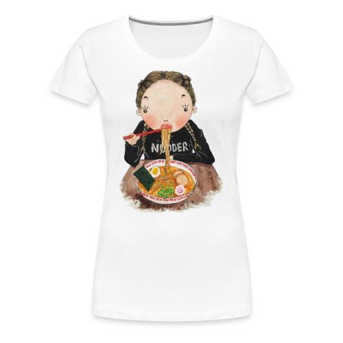 Ramen Girl - Women's Premium T-Shirt