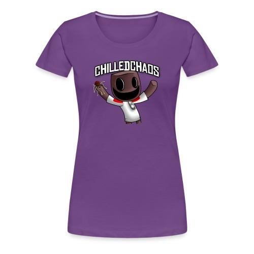 Chilledchaos png - Women's Premium T-Shirt