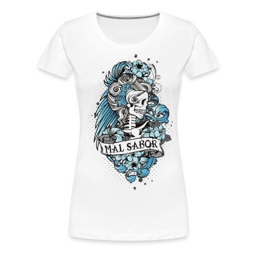 Catrina Colored - Women's Premium T-Shirt