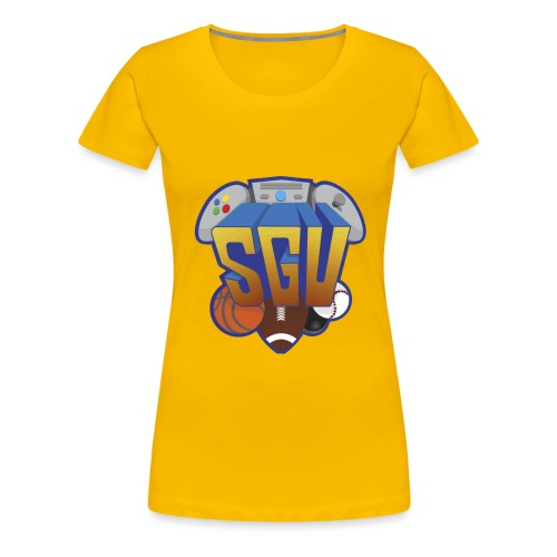 sgu new logo shirt - Women's Premium T-Shirt