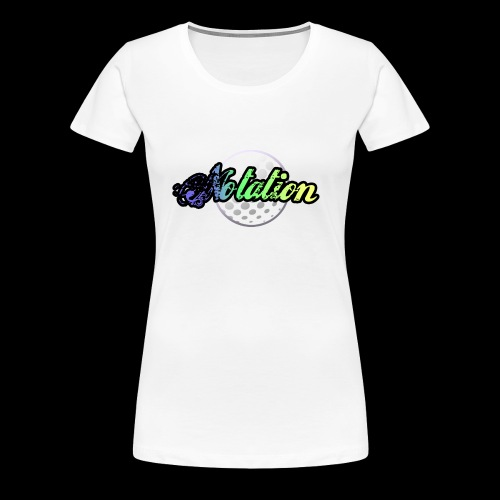 tshirt2 saturated cropped png - Women's Premium T-Shirt