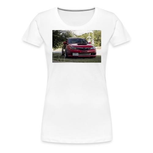 Evan's STi - Women's Premium T-Shirt