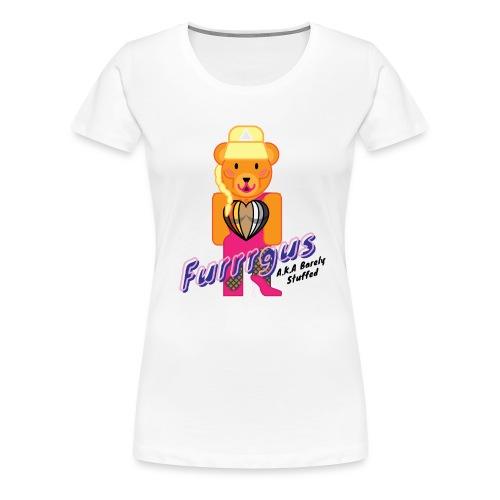 Barely Stuffed - Women's Premium T-Shirt