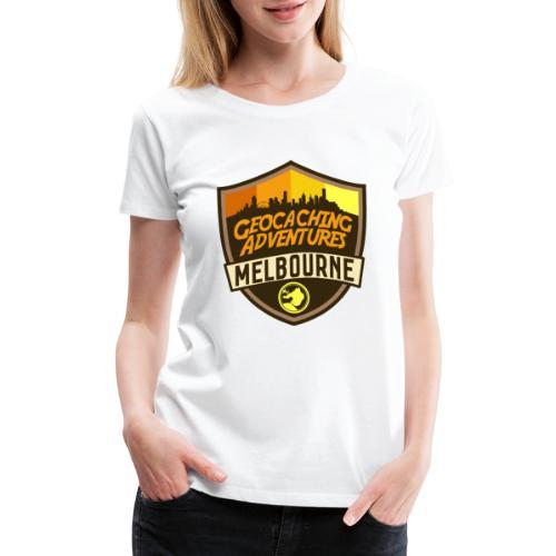 GCMelb Orange - Women's Premium T-Shirt