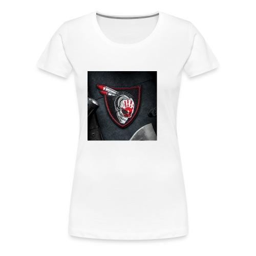 SavageRedHand - Women's Premium T-Shirt