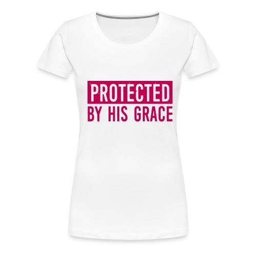 protected - Women's Premium T-Shirt