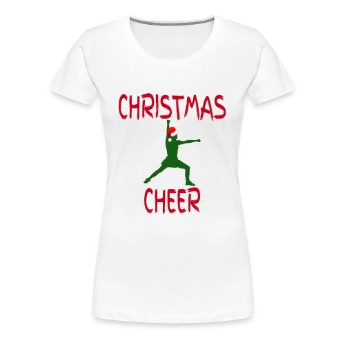 Christmas Cheer - Women's Premium T-Shirt