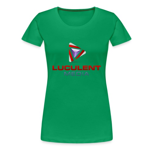 Luculent Media Swag - Women's Premium T-Shirt