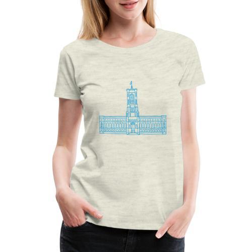 Red City Hall Berlin - Women's Premium T-Shirt