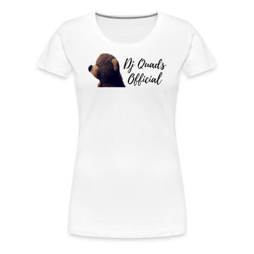 DjQuadsOfficial - Women's Premium T-Shirt