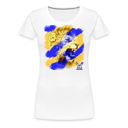 classic lion t - Women's Premium T-Shirt