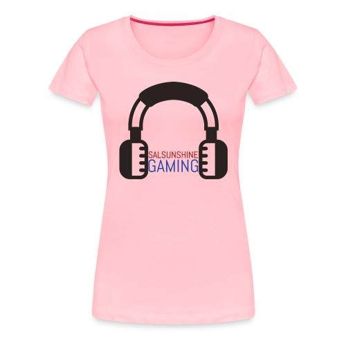salsunshine gaming logo - Women's Premium T-Shirt