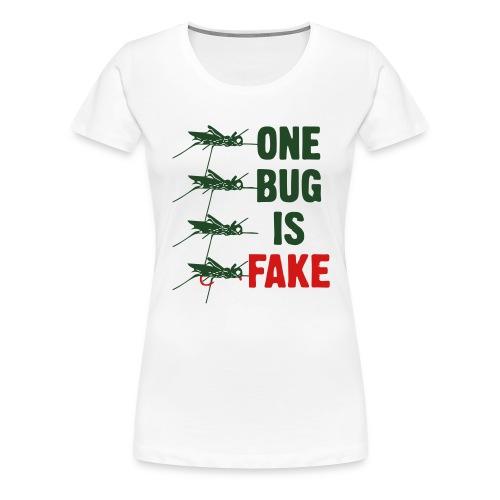Fly Fishing Hopper - Women's Premium T-Shirt