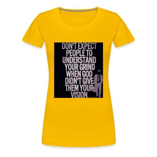 HUSTLE 10 - Women's Premium T-Shirt