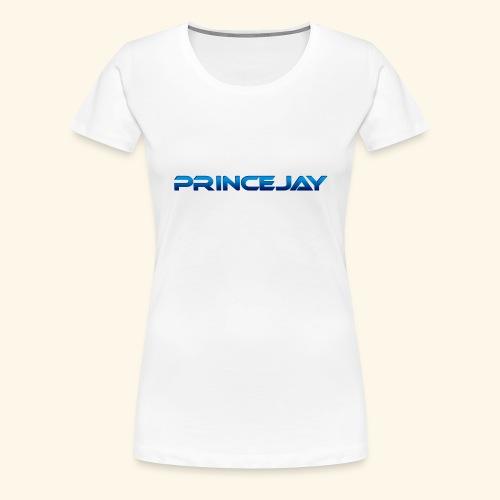 PrinceJay Logo - Women's Premium T-Shirt
