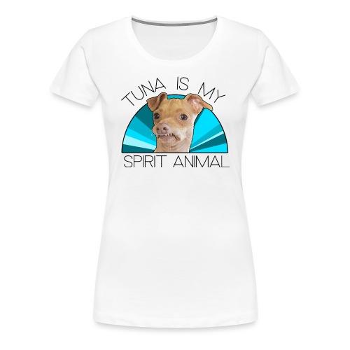 Spirit Animal–Cool - Women's Premium T-Shirt
