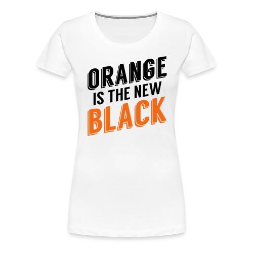 black2 - Women's Premium T-Shirt