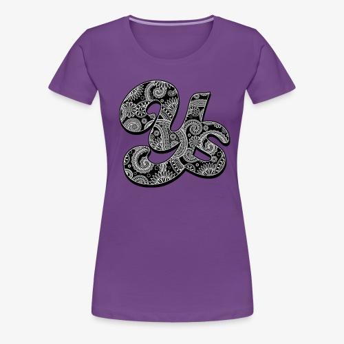 Bandana - Women's Premium T-Shirt