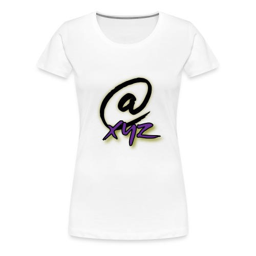 Anotherxyz 2.0 - Women's Premium T-Shirt