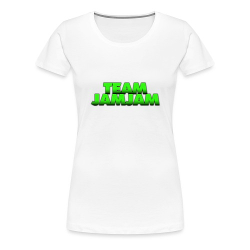 Team JAMJAM - Women's Premium T-Shirt