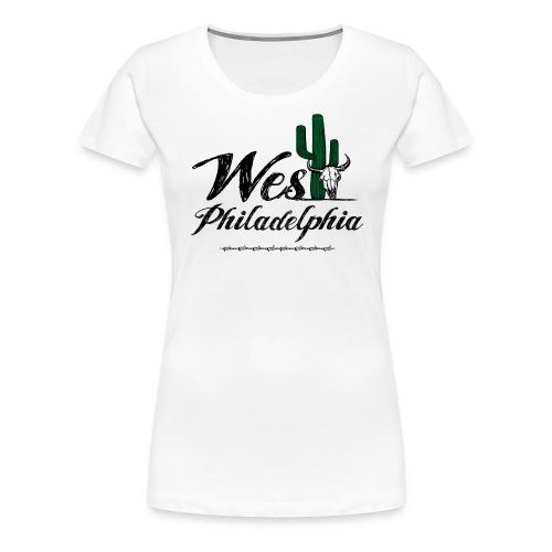 West Philly - Women's Premium T-Shirt