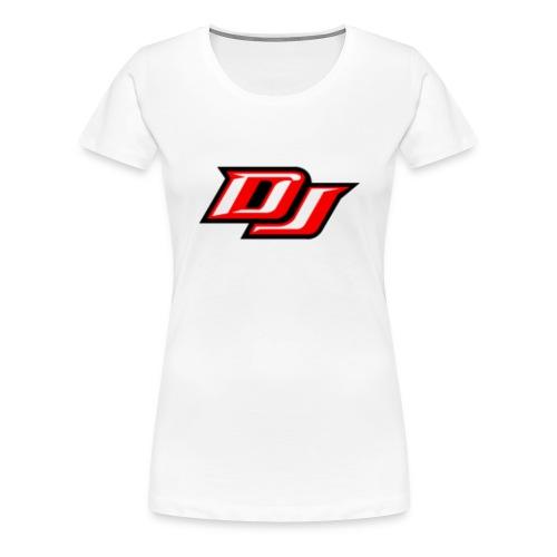 DJ Dang - Women's Premium T-Shirt