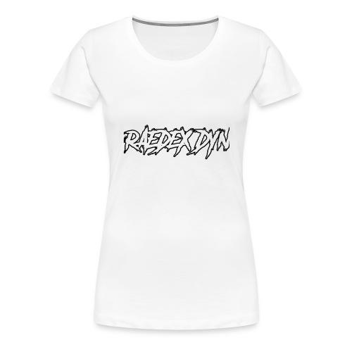 RAEDEX DYN - Women's Premium T-Shirt