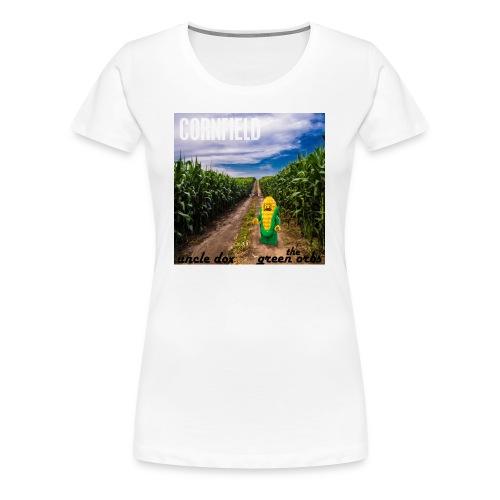 Cornfield - Women's Premium T-Shirt