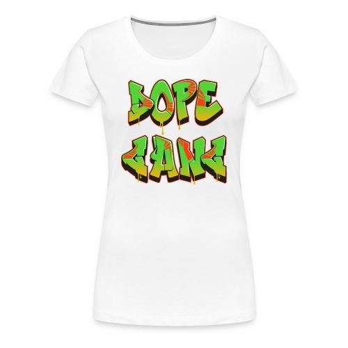 Dope Gang - Women's Premium T-Shirt