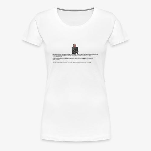 Ruck and Mortus IQ Meem - Women's Premium T-Shirt
