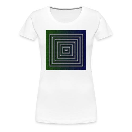 block - Women's Premium T-Shirt