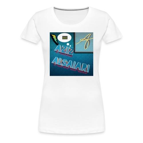 Aziz imo - Women's Premium T-Shirt
