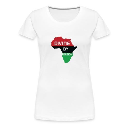 Divine by Design - Women's Premium T-Shirt