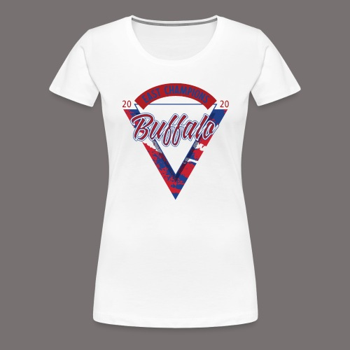 East Champions 2020 - Women's Premium T-Shirt