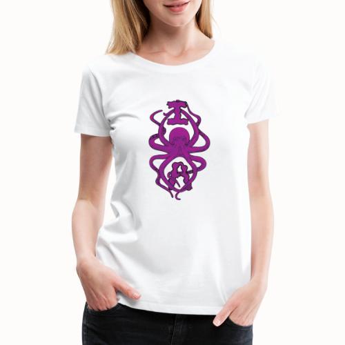 IA8 Octopus - Women's Premium T-Shirt