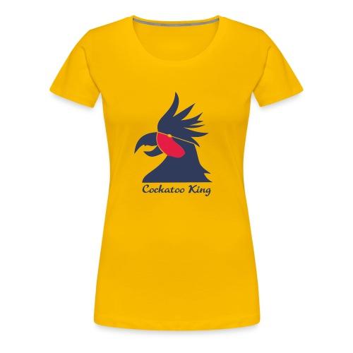 Cockatoo Logo - Women's Premium T-Shirt