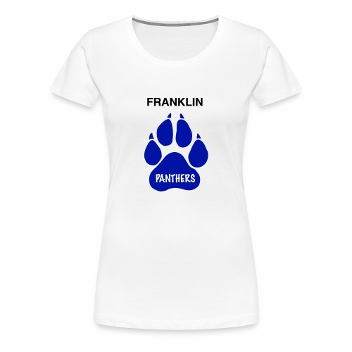 Franklin Panthers - Women's Premium T-Shirt