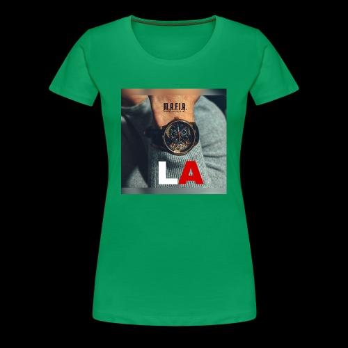 Mafia LA - Women's Premium T-Shirt