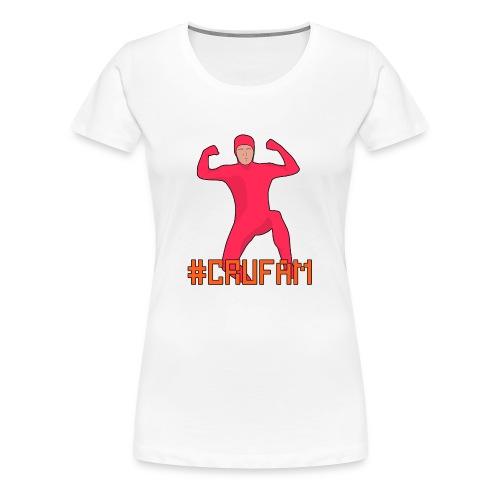 CrUFam - Women's Premium T-Shirt