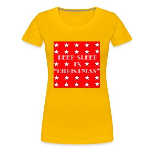 Christmas theme - Women's Premium T-Shirt