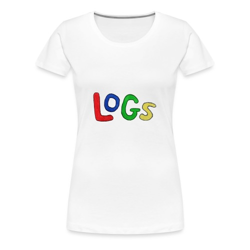 LOGS Design - Women's Premium T-Shirt