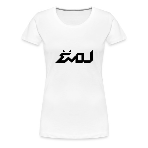 evol logo - Women's Premium T-Shirt