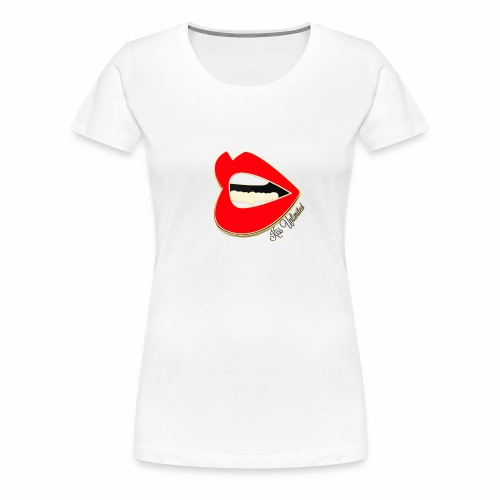 KU Red 2 - Women's Premium T-Shirt