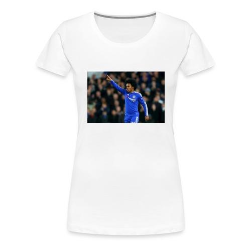 Chelsea v FC Porto - Women's Premium T-Shirt