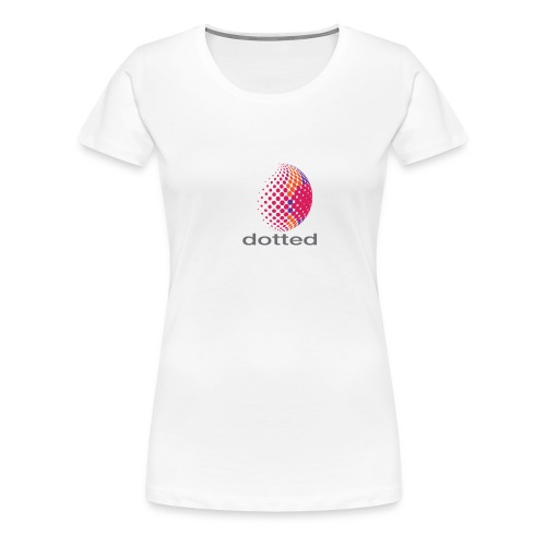 dotted - Women's Premium T-Shirt
