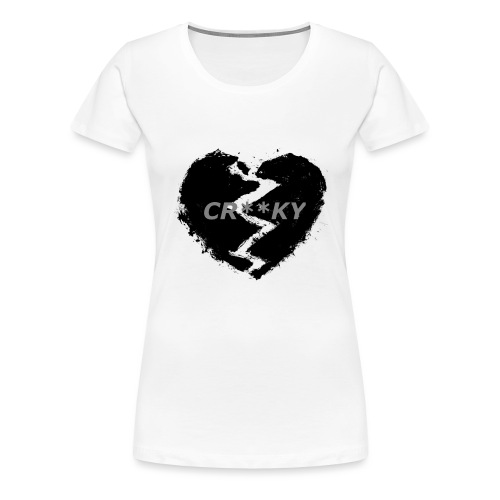 HeartBrake - Women's Premium T-Shirt