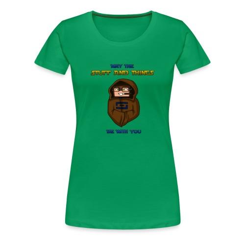 Laura Ansty png - Women's Premium T-Shirt